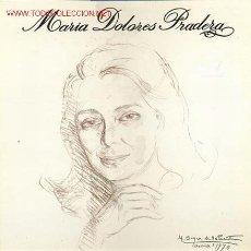 Discos de vinilo: MARIA DOLORES PRADERA. Lote 24108127