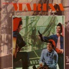 Discos de vinilo: ZARZUELA MARINA CAJA CON 2 LP. Lote 23316576