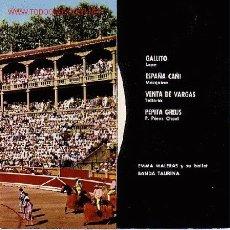 Discos de vinilo: EMMA MALERAS DISCO EP PORTADA DOBLE CON POSTALES. Lote 8927013