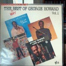 Discos de vinilo: GEORGE HOWARD. Lote 805109