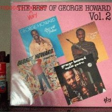 Discos de vinilo: GEORGE HOWARD. Lote 9845794
