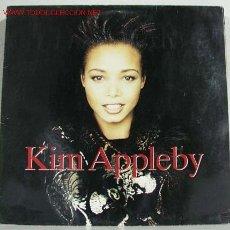 Discos de vinilo: KIM APPLEY (KIM APPLEY ) LP33. Lote 805297