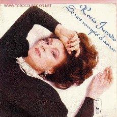 Discos de vinilo: ROCIO JURADO DISCO SINGLE. Lote 19260266