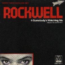 Discos de vinilo: ROCKWELL. Lote 246653835