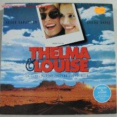 Discos de vinil: THELMA & LOUISE LP33. Lote 3157892