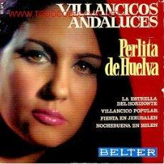 Discos de vinilo: PERLITA DE HUELVA. Lote 22116840