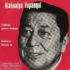 Discos de vinilo: ATAHUALPA YUPANQUI. Lote 819520