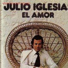 Discos de vinilo: JULIO IGLESIAS DISCO LP PORTADA DOBLE LETRA DE CANCIONES. Lote 16985833