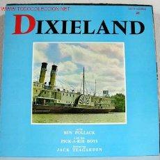 Discos de vinilo: DIXIELAND (BEN POLLACK - JACK TEAGARDEN) LP33. Lote 823560