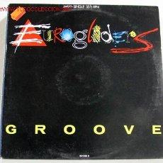 Discos de vinil: EUROGLIDERS (GROOVE 'EXTENDED MIX') MAXISINGLE 45RPM. Lote 831972