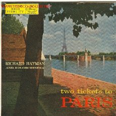Discos de vinilo: RICHARD HAYMAN - EP,MERCURY. Lote 1185182