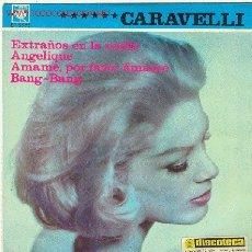 Discos de vinilo: CARAVELLI. Lote 21443133