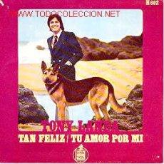 Discos de vinilo: TONY LANDA. Lote 27586668
