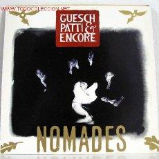 Discos de vinilo: GUESCH PATTI & ENCORE ( NOMADES) LP33. Lote 847177