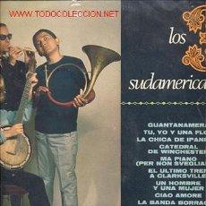 Discos de vinilo: LP 33 RPM / LOS 3 SUDAMERICANOS ////////EDITADO POR BELTER 1967 . Lote 11492367