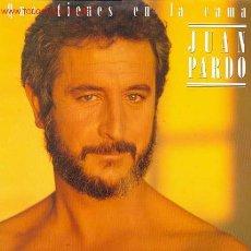 Discos de vinilo: JUAN PARDO - QUE TIENES EN LA CAMA, LP DE HISPAVOX. Lote 23937343