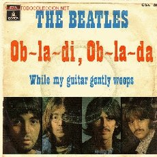 THE BEATLES DISCO SINGLE