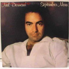 Discos de vinilo: NEIL DIAMOND (SEPTEMBER MORN) LP33. Lote 868412