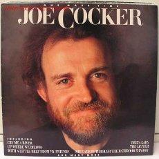 Discos de vinilo: JOE COCKER (ONE MORE TIME) 1984 LP33. Lote 875293