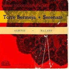 Discos de vinilo: ORQUESTA SINFONICA ESPAÑOLA. Lote 27151335