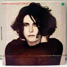 Discos de vinilo: ALISON MOYET ( HOODOO ) 1991-EEC LP33 COLUMBIA. Lote 887312