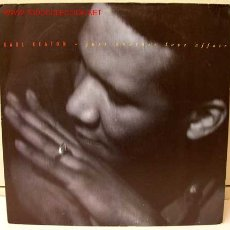 Discos de vinilo: KARL KEATON (JUST ANOTHER LOVE AFFAIR) LP33. Lote 891256