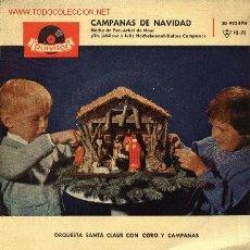 Discos de vinilo: CAMPANAS DE NAVIDAD . Lote 896745