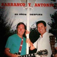 Discos de vinilo: MUSICA GOYO - LP - JOSE BARRANCO (ESTUDIANTES) Y ANTONIO PRO (AGAROS) - LEER *BB99. Lote 33348600