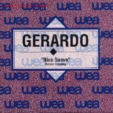 Discos de vinilo: GERARDO . Lote 904536