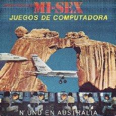 Discos de vinilo: MI-SEX DISCO SINGLE. Lote 23343214
