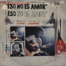 Discos de vinilo: PABLO MILANÉS . Lote 910731