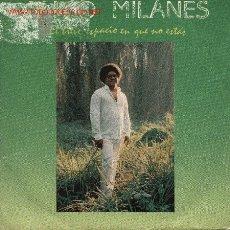 Discos de vinilo: PABLO MILANÉS . Lote 910737