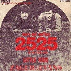 Discos de vinilo: ZAGER & EVANS DISCO SINGLE. Lote 25012010