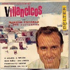 Discos de vinilo: MANOLO ESCOBAR Y SUS GUITARRAS DISCO EP. Lote 19484711