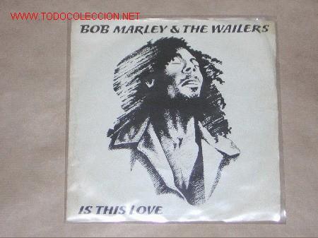 TOT MUSIC - BOB MARLEY & THE WAILERS - SINGLE VINILO - 1978 - IBEROFON (Música - Discos - Singles Vinilo - Reggae - Ska)