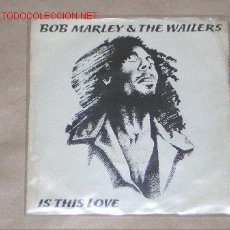 Discos de vinilo: TOT MUSIC - BOB MARLEY & THE WAILERS - SINGLE VINILO - 1978 - IBEROFON . Lote 2857809