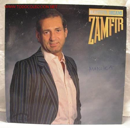 ZAMFIR (BEAUTIFUL DREAMS) LP33 (Música - Discos - LP Vinilo - Étnicas y Músicas del Mundo)