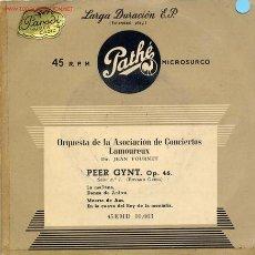 Discos de vinilo: ORQUESTA DE LA ASOCIACION DE CONCIERTOS LAMOUREUX. Lote 938732