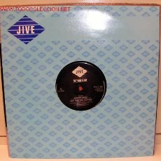 Discos de vinilo: WEE PAPA GIRL RAPPERS (FAITH - BUSTIN' LOOSE) MAXISINGLE 45RPM. Lote 939755