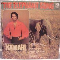 Discos de vinilo: KAMAHL (THE ELEPHANT SONG) LP33. Lote 940382