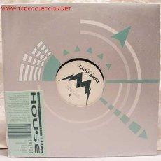 Discos de vinilo: VARIOUS ARTIST (CHEZ & CHONG - FELLAS INC. - LOST GRINGOS EMPTI W FEEL SO GOOD) 1996-SWEDEN. Lote 194677850