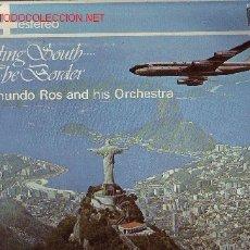 Discos de vinilo: EDMUNDO ROS DISCO LP DECCA FASES 4 ESTEREO RUMBO AL SUR. Lote 8862282