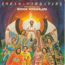 Discos de vinilo: EARTH WIND AND FIRE. Lote 67204