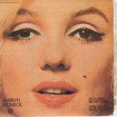 Discos de vinilo: MARILYN MONROE. Lote 22457890