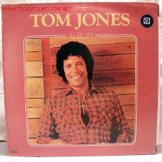 Discos de vinilo: TOM JONES (THE TOM JONES ALBUM) LP33. Lote 947648