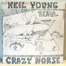 Discos de vinilo: NEIL YOUNG (ZUMA) USA-1975 LP33. REPRISE RECORDS. Lote 11774127