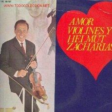 Discos de vinilo: HELMUT ZACHARIAS. Lote 25982818