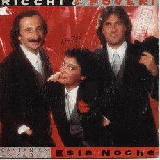 Discos de vinilo: RICCHI & POVERI . Lote 949481