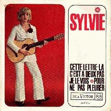 Discos de vinilo: SYLVIE VARTAN DISCO EP ESPAÑOL. Lote 10473594