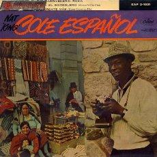 Discos de vinilo: NAT KING COLE (EN ESPAÑOL). Lote 963330
